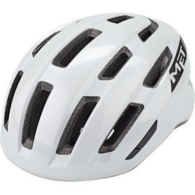 MET Miles Helmet, wit
